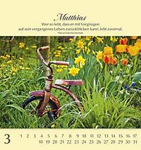 Namenskalender Matthias - Produktdetailbild 3