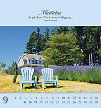 Namenskalender Matthias - Produktdetailbild 9