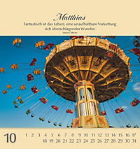 Namenskalender Matthias - Produktdetailbild 10