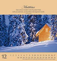 Namenskalender Matthias - Produktdetailbild 12
