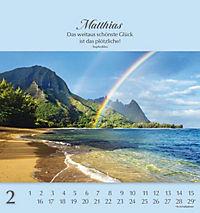 Namenskalender Matthias - Produktdetailbild 20