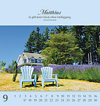 Namenskalender Matthias - Produktdetailbild 22