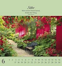 Namenskalender Silke - Produktdetailbild 6