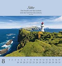 Namenskalender Silke - Produktdetailbild 8
