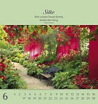 Namenskalender Silke - Produktdetailbild 21