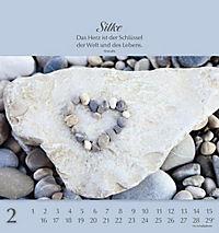 Namenskalender Silke - Produktdetailbild 2