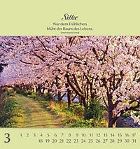 Namenskalender Silke - Produktdetailbild 3