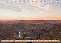 Namibia, afrikanisches Abenteuer (Tischkalender 2019 DIN A5 quer) - Produktdetailbild 3