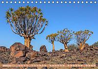 Namibia, afrikanisches Abenteuer (Tischkalender 2019 DIN A5 quer) - Produktdetailbild 1