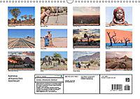 Namibia, afrikanisches Abenteuer (Wandkalender 2019 DIN A3 quer) - Produktdetailbild 13