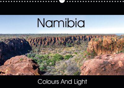 Namibia - Colours and Light (Wall Calendar 2019 DIN A3 Landscape), Thomas Gerber
