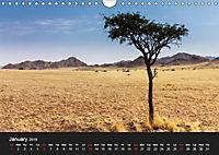 Namibia - Colours and Light (Wall Calendar 2019 DIN A4 Landscape) - Produktdetailbild 1