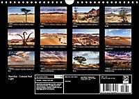 Namibia - Colours and Light (Wall Calendar 2019 DIN A4 Landscape) - Produktdetailbild 13