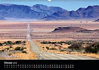 Namibia: Ein Traum von sanftem Licht und unendlicher Weite (Wandkalender 2019 DIN A2 quer) - Produktdetailbild 10