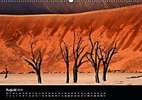 Namibia: Ein Traum von sanftem Licht und unendlicher Weite (Wandkalender 2019 DIN A2 quer) - Produktdetailbild 8