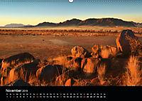 Namibia: Ein Traum von sanftem Licht und unendlicher Weite (Wandkalender 2019 DIN A2 quer) - Produktdetailbild 11