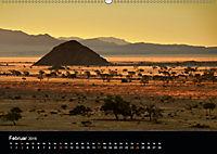 Namibia: Ein Traum von sanftem Licht und unendlicher Weite (Wandkalender 2019 DIN A2 quer) - Produktdetailbild 2
