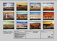 Namibia: Ein Traum von sanftem Licht und unendlicher Weite (Wandkalender 2019 DIN A2 quer) - Produktdetailbild 13