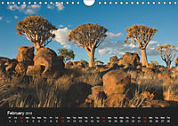 Namibia Highlights / UK-Version (Wall Calendar 2019 DIN A4 Landscape) - Produktdetailbild 2