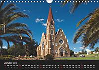 Namibia Highlights / UK-Version (Wall Calendar 2019 DIN A4 Landscape) - Produktdetailbild 1