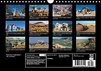 Namibia Highlights / UK-Version (Wall Calendar 2019 DIN A4 Landscape) - Produktdetailbild 13