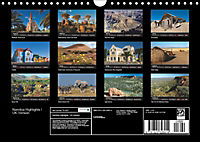 Namibia Highlights / UK-Version (Wall Calendar 2019 DIN A4 Landscape) - Produktdetailbild 13