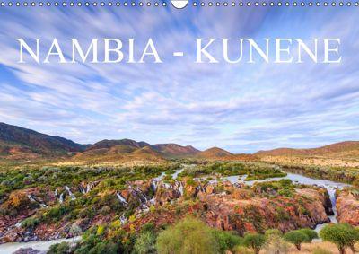 Namibia - Kunene (Wandkalender 2019 DIN A3 quer), Markus Obländer