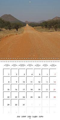 Namibia Landscape Impressions (Wall Calendar 2019 300 × 300 mm Square) - Produktdetailbild 7