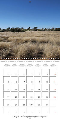 Namibia Landscape Impressions (Wall Calendar 2019 300 × 300 mm Square) - Produktdetailbild 8