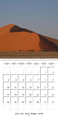 Namibia Landscape Impressions (Wall Calendar 2019 300 × 300 mm Square) - Produktdetailbild 6