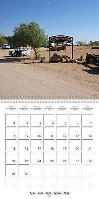 Namibia Landscape Impressions (Wall Calendar 2019 300 × 300 mm Square) - Produktdetailbild 4