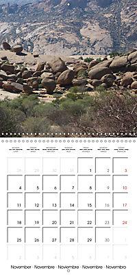 Namibia Landscape Impressions (Wall Calendar 2019 300 × 300 mm Square) - Produktdetailbild 11