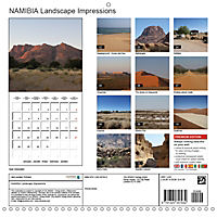 Namibia Landscape Impressions (Wall Calendar 2019 300 × 300 mm Square) - Produktdetailbild 13