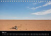 Namibia - weites, wildes Land (Tischkalender 2019 DIN A5 quer) - Produktdetailbild 5
