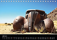 Namibia - weites, wildes Land (Tischkalender 2019 DIN A5 quer) - Produktdetailbild 7
