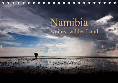 Namibia - weites, wildes Land (Tischkalender 2019 DIN A5 quer), Ute Nast-Linke
