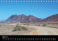 Namibia - weites, wildes Land (Tischkalender 2019 DIN A5 quer) - Produktdetailbild 4