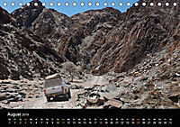 Namibia - weites, wildes Land (Tischkalender 2019 DIN A5 quer) - Produktdetailbild 8