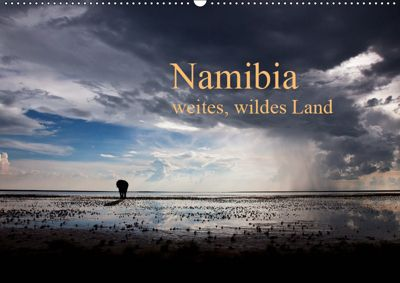Namibia - weites, wildes Land (Wandkalender 2019 DIN A2 quer), Ute Nast-Linke