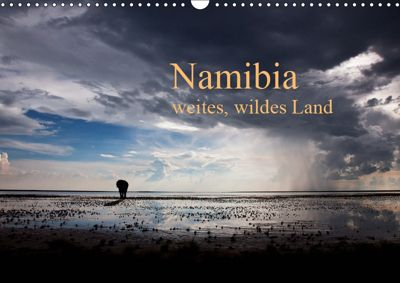 Namibia - weites, wildes Land (Wandkalender 2019 DIN A3 quer), Ute Nast-Linke