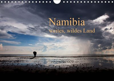 Namibia - weites, wildes Land (Wandkalender 2019 DIN A4 quer), Ute Nast-Linke