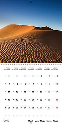 Namibia - Wonders of Nature (Wall Calendar 2019 300 × 300 mm Square) - Produktdetailbild 3