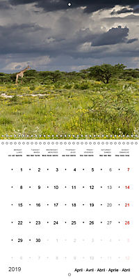 Namibia - Wonders of Nature (Wall Calendar 2019 300 × 300 mm Square) - Produktdetailbild 4