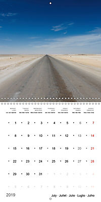 Namibia - Wonders of Nature (Wall Calendar 2019 300 × 300 mm Square) - Produktdetailbild 7