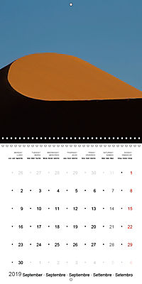 Namibia - Wonders of Nature (Wall Calendar 2019 300 × 300 mm Square) - Produktdetailbild 9