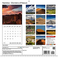 Namibia - Wonders of Nature (Wall Calendar 2019 300 × 300 mm Square) - Produktdetailbild 13