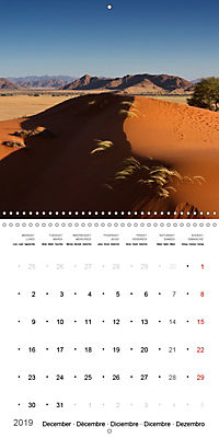 Namibia - Wonders of Nature (Wall Calendar 2019 300 × 300 mm Square) - Produktdetailbild 12