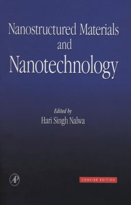 Nanostructured Materials and Nanotechnology