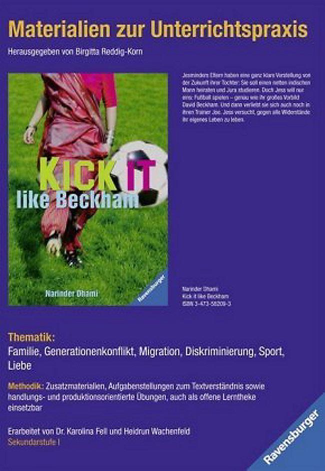 Narinder Dhami Kick It Like Beckham Buch Weltbild