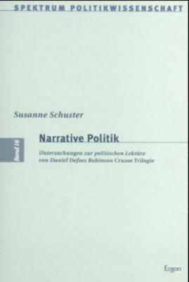Narrative Politik, Susanne Schuster